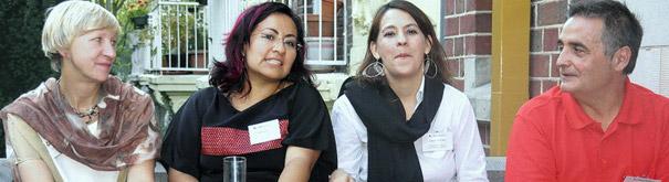 Los colegas de América Latina - Europa - Verificar más en el derecho laboral, salario mínimo, trabajo decente y salario digno en Tusalario - Elsalario